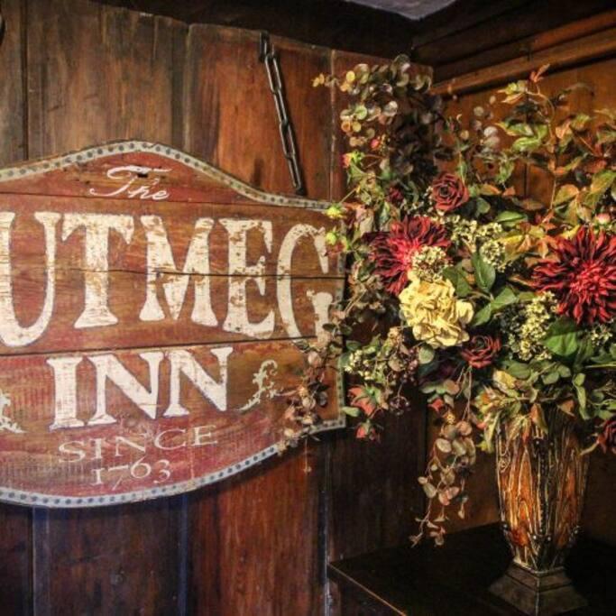 Welcome to the Nutmeg Inn
