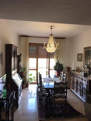 M.P Apartment in Siena