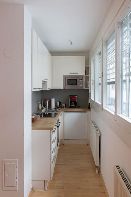 Küche / 1.Stock
