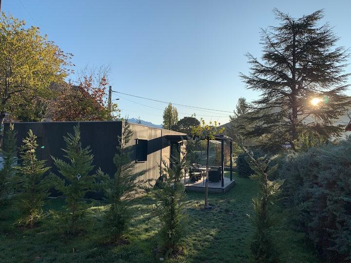 La noiraude 50m2, 2 chambres, sejour cuisine