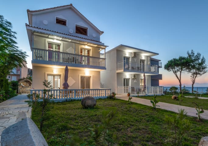 Villa Antonis Ammoudi Zakynthos Apartment FS4