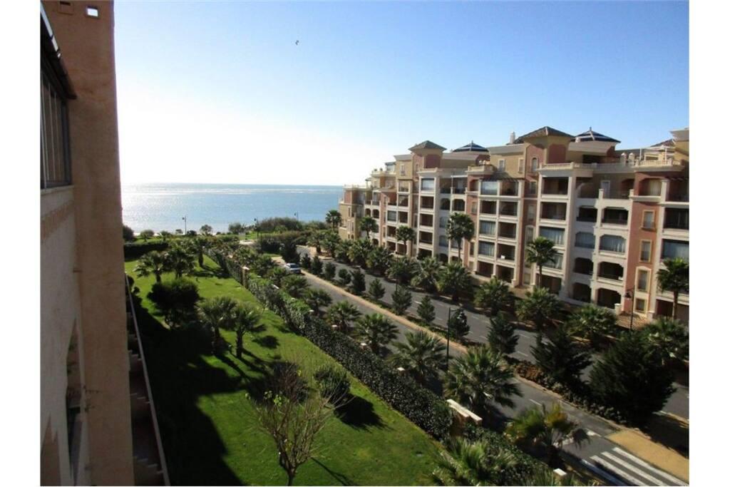 Apartamento edificio albatros punta del moral apartamentos en alquiler en isla canela - Alquiler apartamentos punta del moral ...