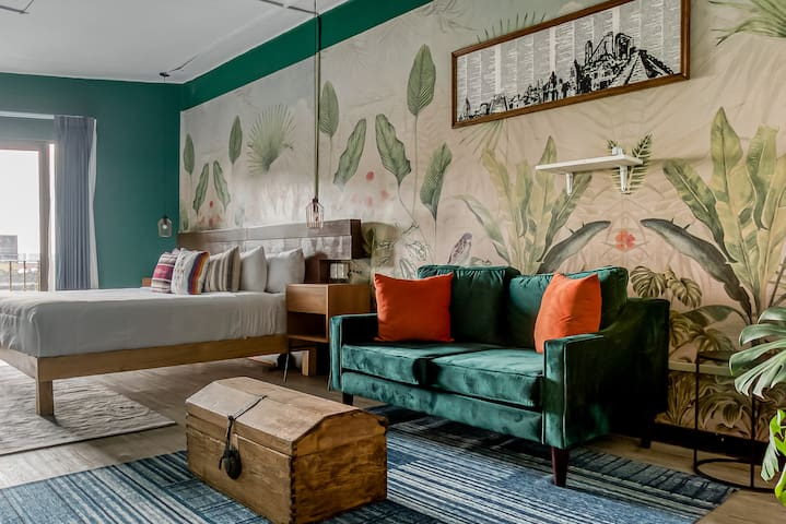 Selina Mexico City Downtown - Unique Room