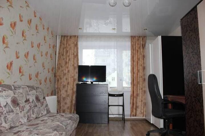 Апартаменты комфорт-класса.