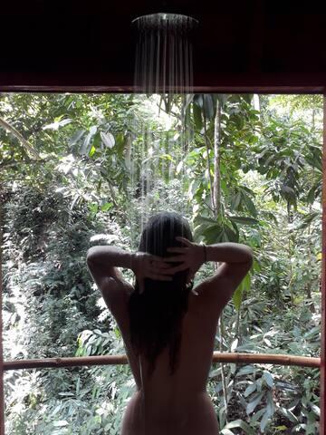Nature shower