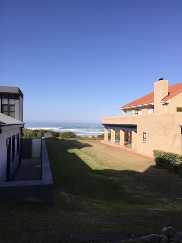Holiday 2 bed, 2 bath apartment with beach access - Groot Brakrivier - Byt