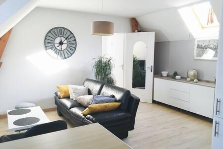 Bel appartement cosy au sein d'une résidence calme - Brie-Comte-Robert - Wohnung