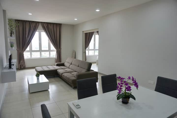 Ipoh Town - PM Octagon 2BR Suite 4