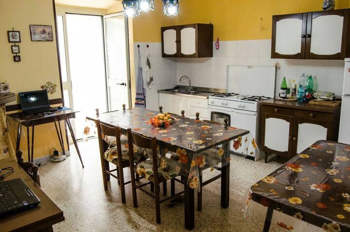 Apartment in the * CENTRO STORICO * of Tagliacozzo