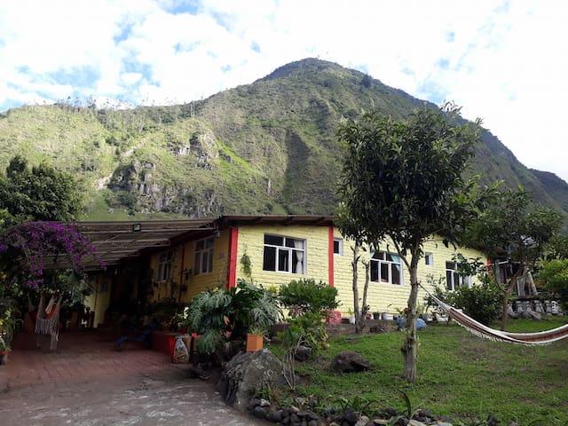 Casa Nahuazo - Hotel