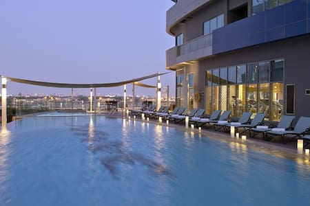Luxury One Bed In Damac Dubai Mall Street - Dubai
