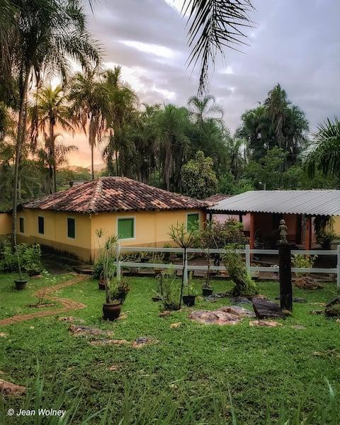 Chácara a 4,5 km da Cidade de Goiás