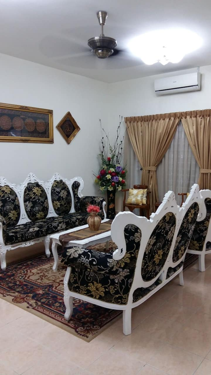 The Astana KLIA Homestay