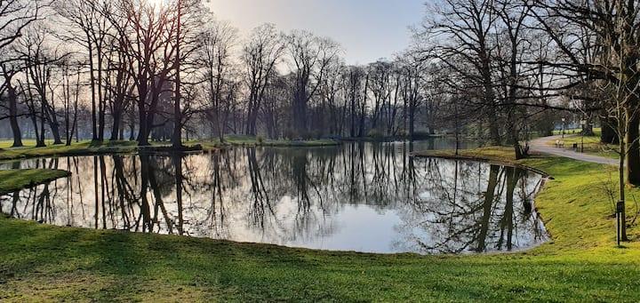 Wohnen auf Zeit zentral in Bad Homburg