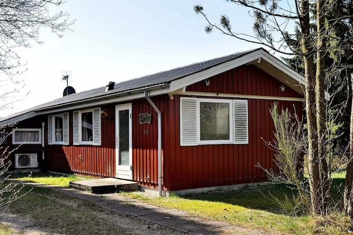 Vintage Holiday Home in Silkeborg in a Natural Area