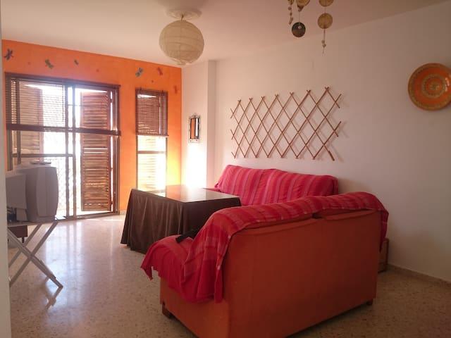 Bonito y amplio apartamento - Arcos de la Frontera - Wohnung