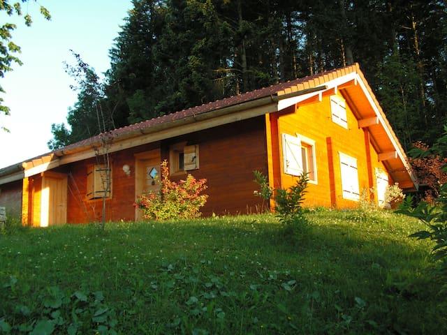 Chalet du  Petit  Bois à Montperreux - Montperreux