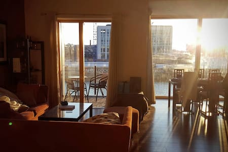 Double Room with River Liffey View