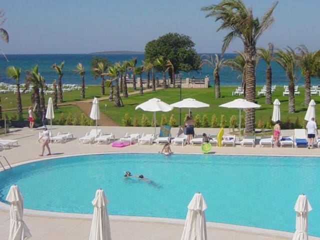 Apollonia Beach Resort 2+1  1558 - Didim - Flat
