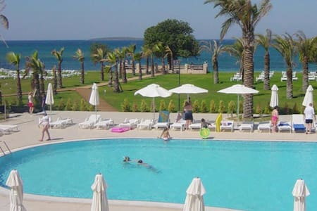 Apollonia Beach Resort 2+1  1558 - Didim