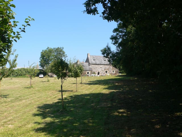 Kerilly - Plestin-les-Grèves - Haus