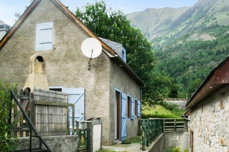 Grande maison avec terrasse - Aragnouet