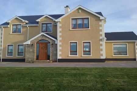 Wild Atlantic Way, Spacious Ensuite rooms - County Donegal - 獨棟