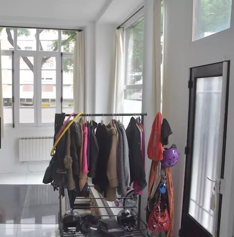 1 Bed in Mixed Dorm in Paris