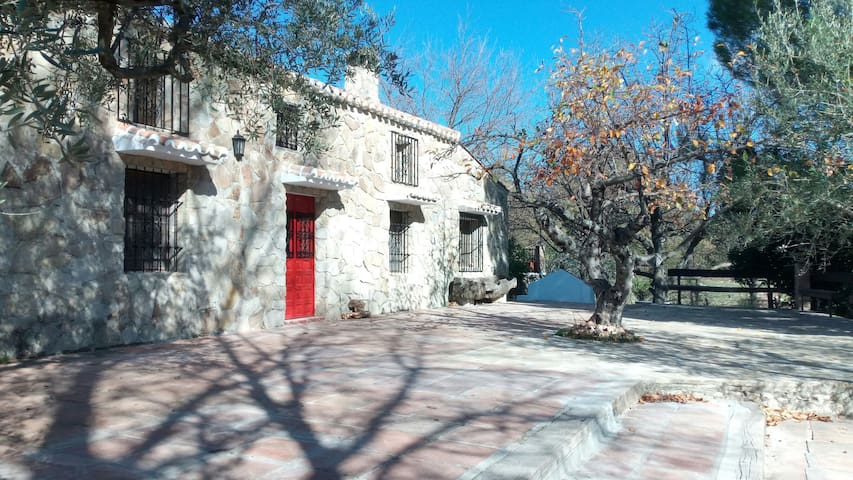 Casa Rural en plena Naturaleza - Alfarnate - Hus