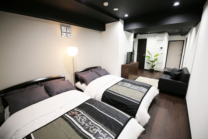 #902NEW!Middle of Yokohama!6mins walk to sta!AS450