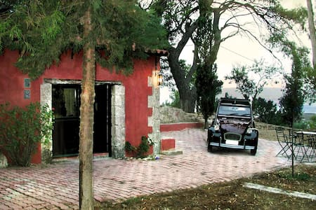 The Cave House - Argostolion - Lerhydda