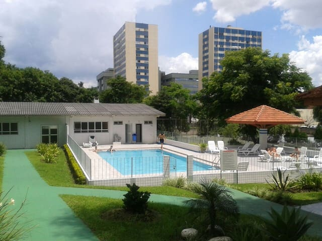 Apt. 3 quartos, garagem, no bairro Cabral / Ahú - กูรีตีบา