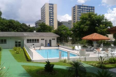 Apt. 3 quartos, garagem, no bairro Cabral / Ahú - Curitiba - Apartamento