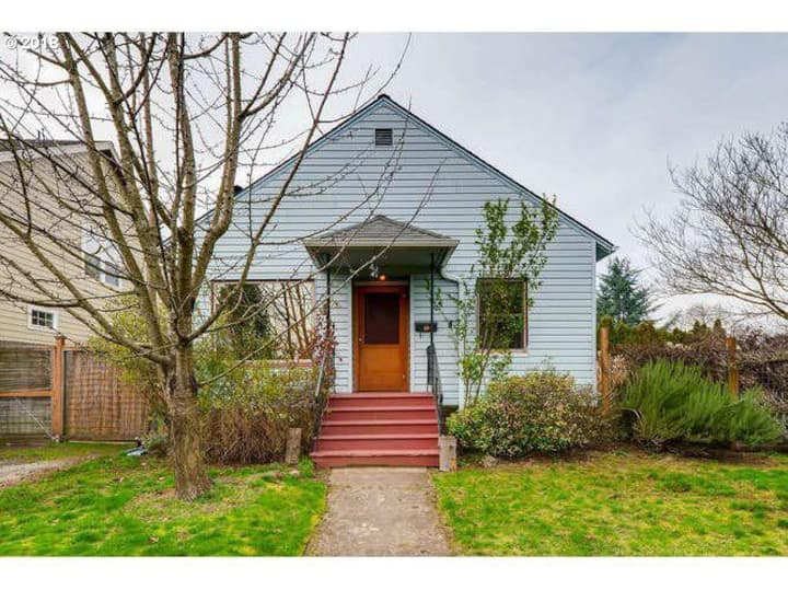 Quiet, centrally located North Portland home