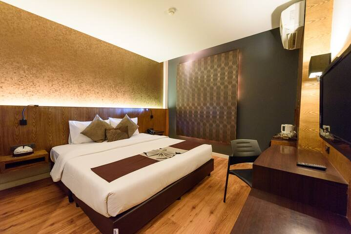 Suite 2 Bedroom @ Siam - Bangkok - Appartement