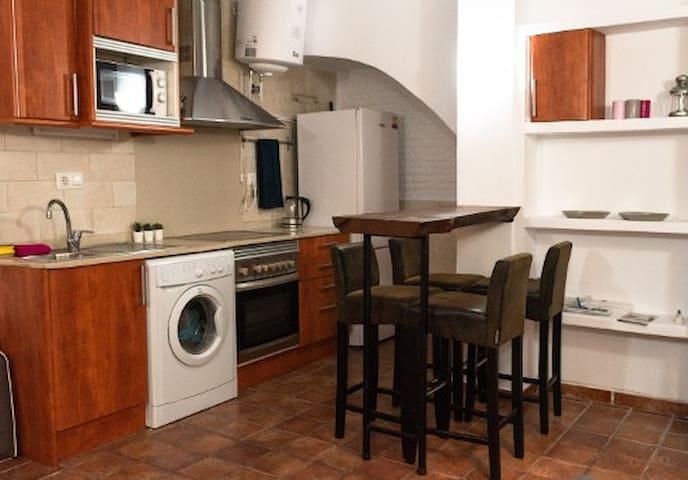 cozy flat near the sea - MM Barceloneta