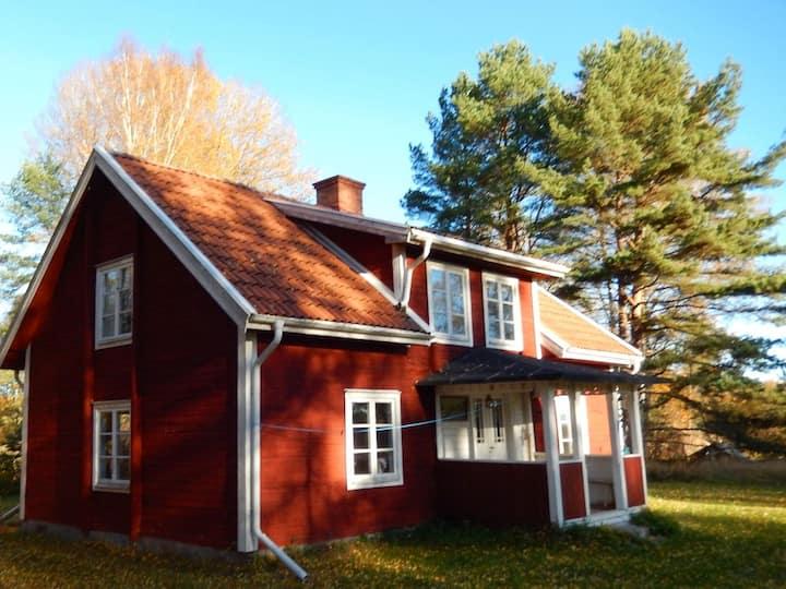 Tomtehus - Abenteuerurlaub bei Astrid Lindgren