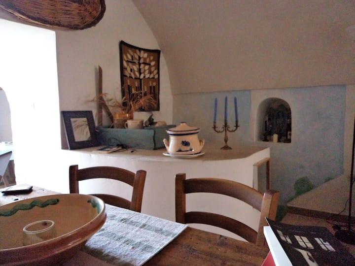 Artist home in Ostuni