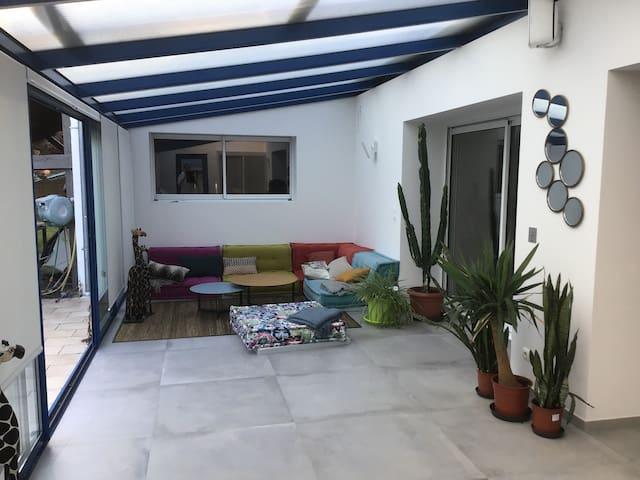 Maison totalement rénovée à 15 km d'Angers