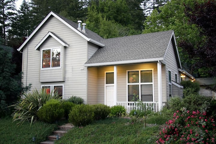 Sonoma Wine Country Cottage - Inn at Occidental