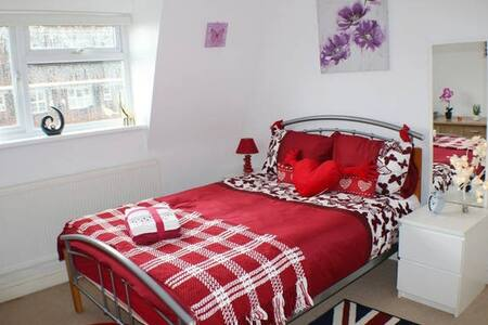 LOVELY double room in Barking, IG11 (LONDON ) - Barking - Talo