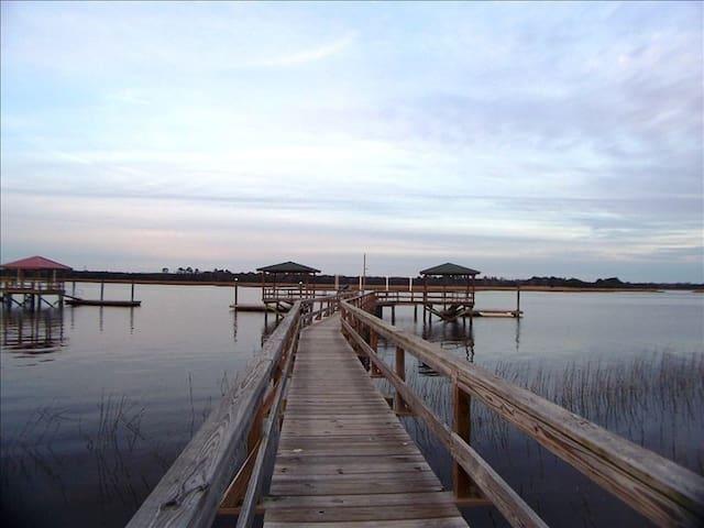Seabrook - Beaufort - Rumah liburan