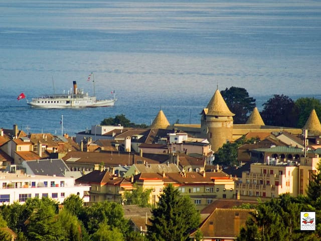 Room in Morges center ! - Morges - Apartemen