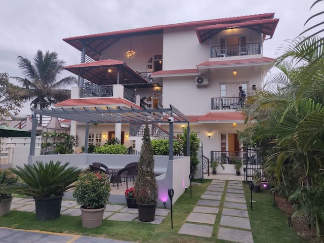 Elegant holiday homes Coorg