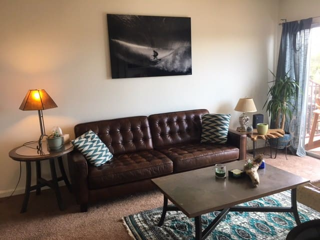 Spacious 2 Bedroom Apartment in Downtown Encinitas