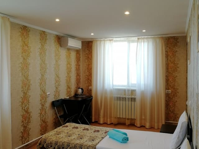 Double room with 2 twin beds. Revital hotel