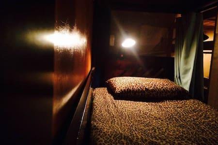 33 Backpackers inn 33背包客棧 (Girls dorm,女生床位 x1) - Hengchun Township - Dortoir