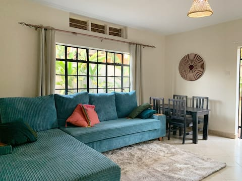 Pearl Cottage — Cozy, Safe & Clean in Jinja Town