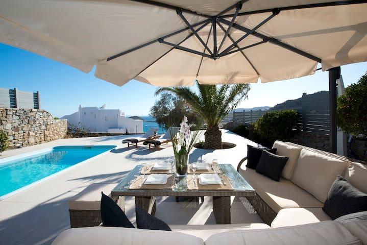 Luxury villa Karali, private pool, sea view