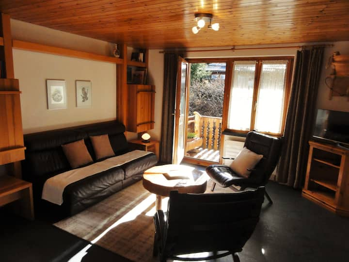 Wohnung mit Balkon im Haus Primula Pizol